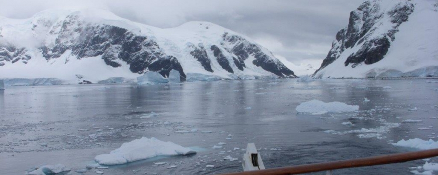 Trip To Antartica With Dick Pace