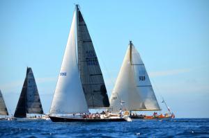 Dick pace Adventures Sailing- 3 Sailboats Bub Morgan