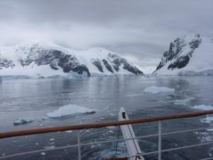 Dick Pace Antartica Dallman Islands