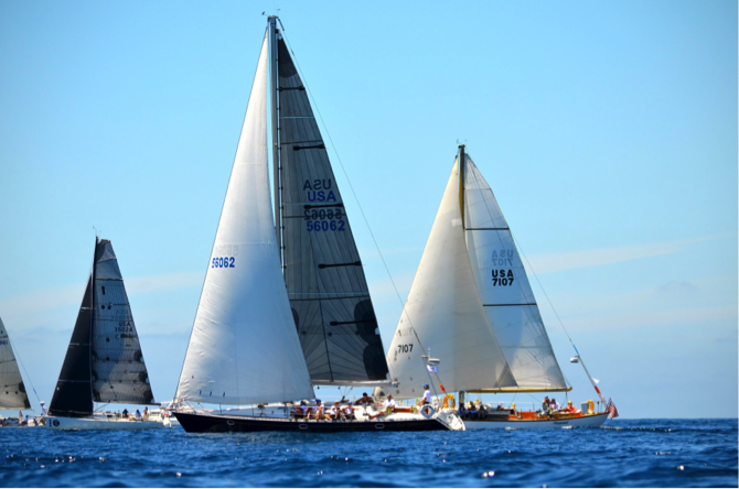 Bub Morgan Sailing Adventure