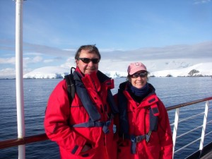 Dick Pace Adventures Antartica Trip Whale Harbor
