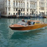 Water Taxi in Venice Dick Pace Adventures Trip To Venice and Croatia